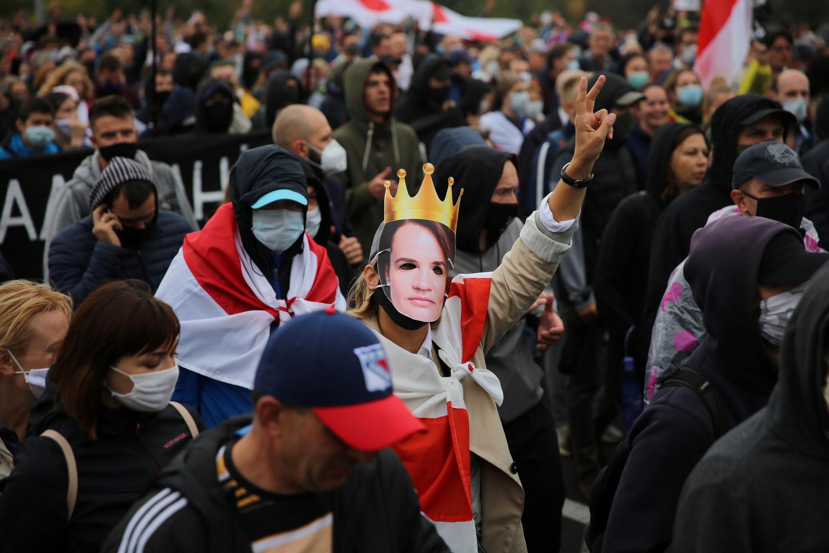 دول البلطيق وبولونيا تريد تصعيد الصراع في بيلاروس