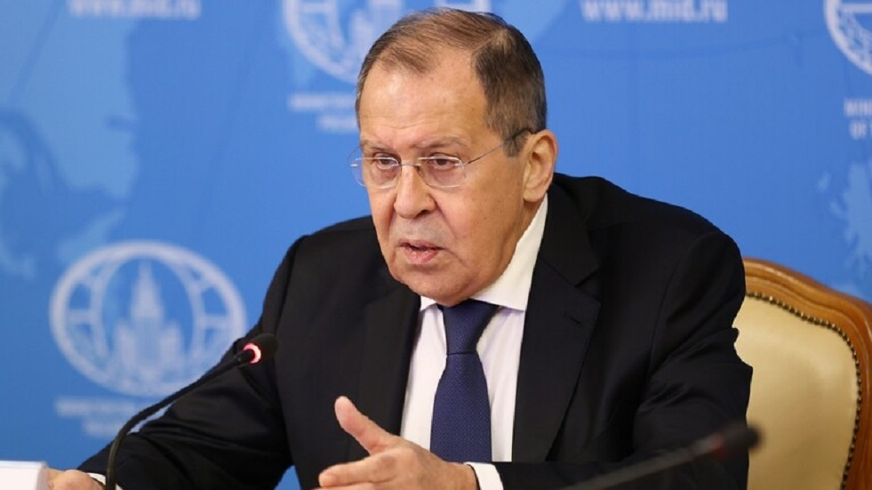 لافروف: تحدثت مع بوتين مرتين خلال المفاوضات حول قره باغ