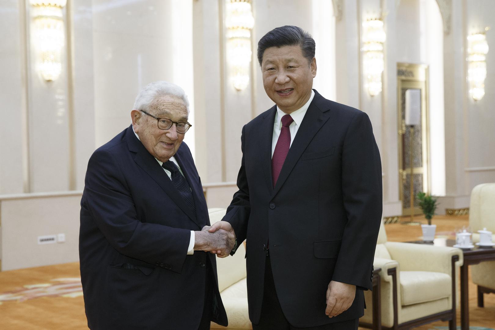 كيسنجر يدعو إلى  تكرار حيلة مع الصين جربت سابقا مع الاتحاد السوفيتي