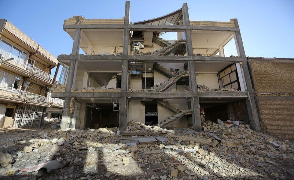 زلزال في جنوب إيران، صورة تعبيرية