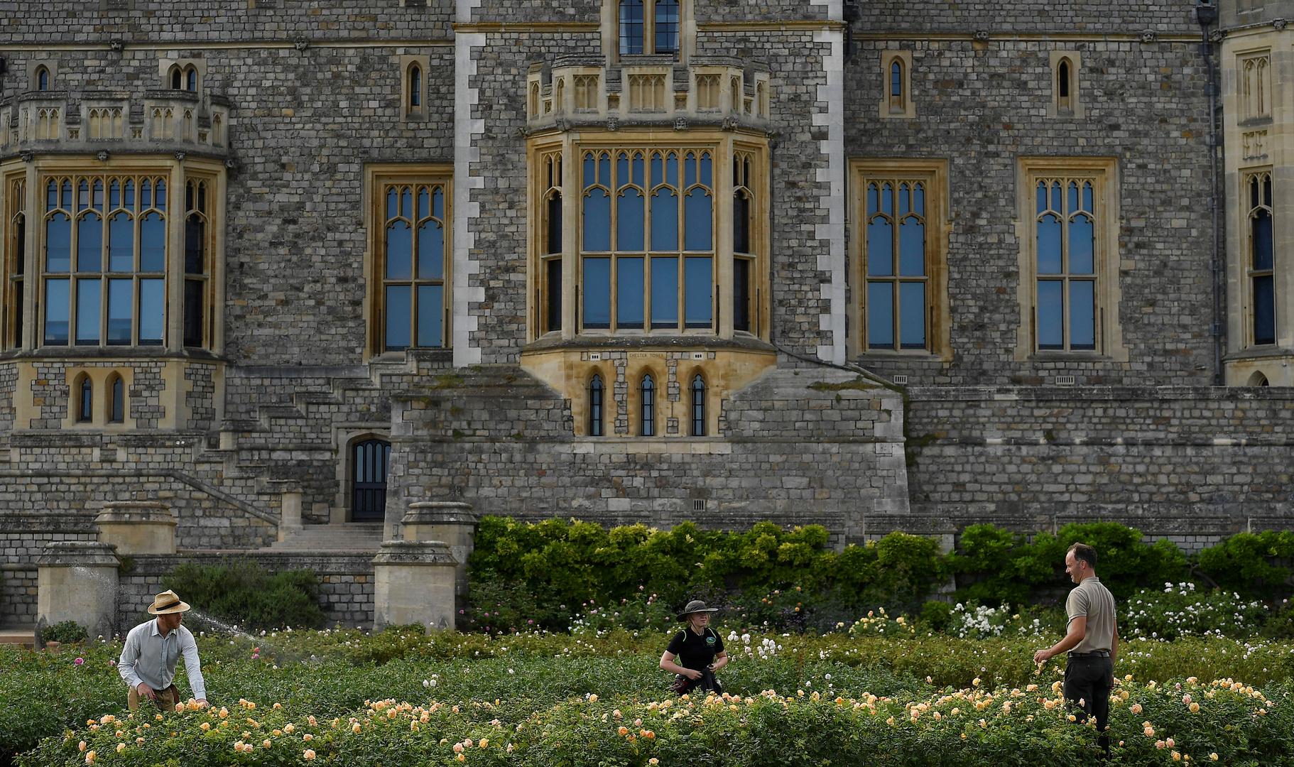 حديقة قصر وندسون