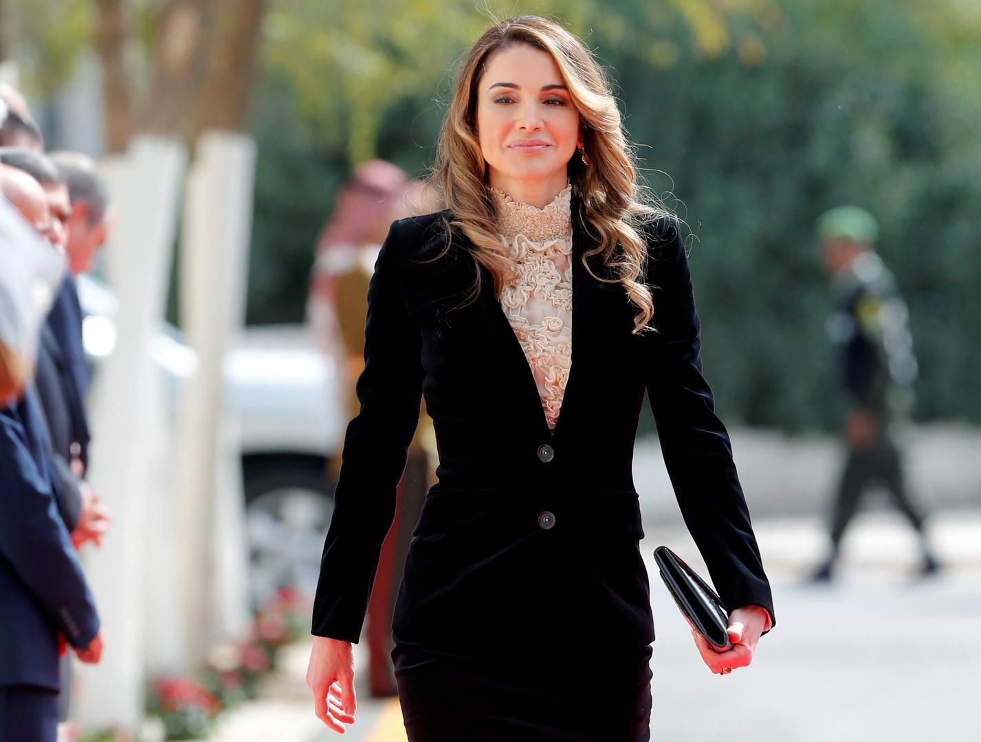 الملكة رانيا معلقة على جريمة الزرقاء:  كيف نعيد لك ما انتزعه المجرمون!