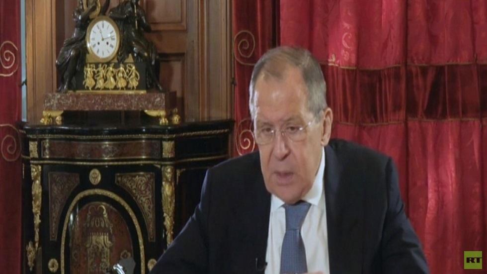 لافروف: يجب نشر مراقبين عسكريين روس بقره باغ