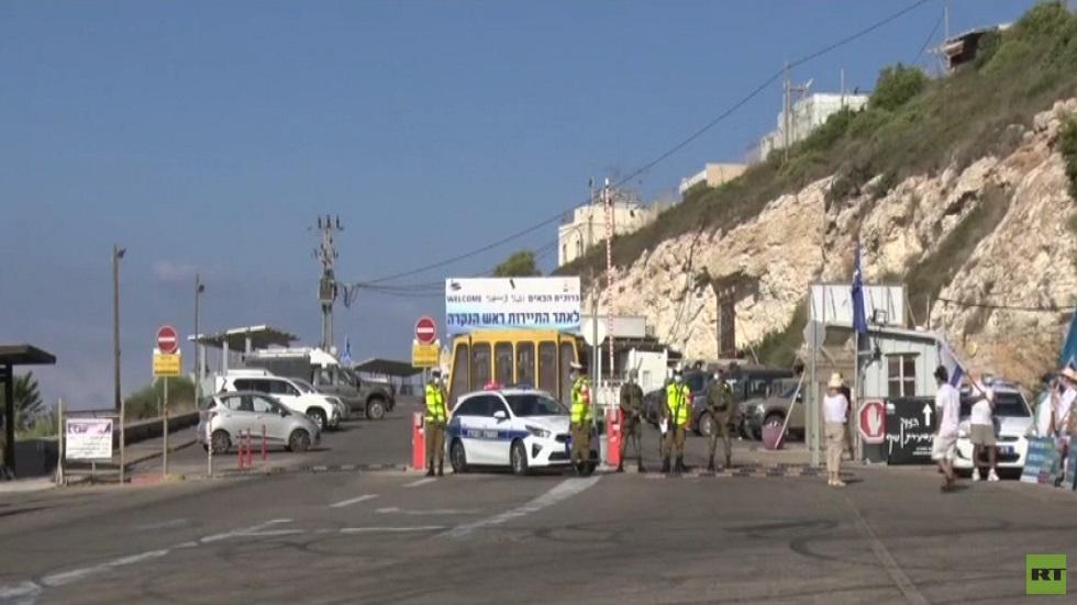 الجولة 1 لترسيم الحدود بين لبنان وإسرائيل