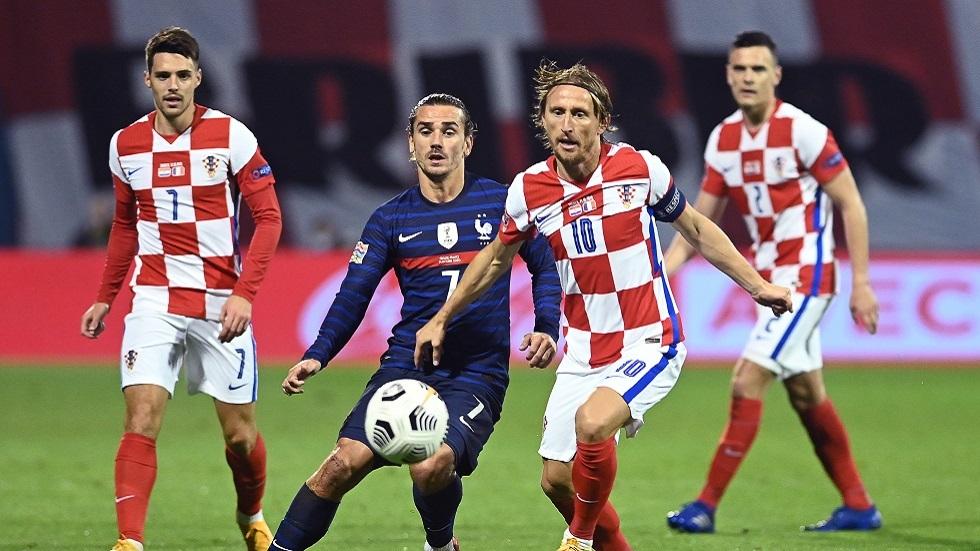 فرنسا تؤكد علو كعبها على كرواتيا (فيديو)