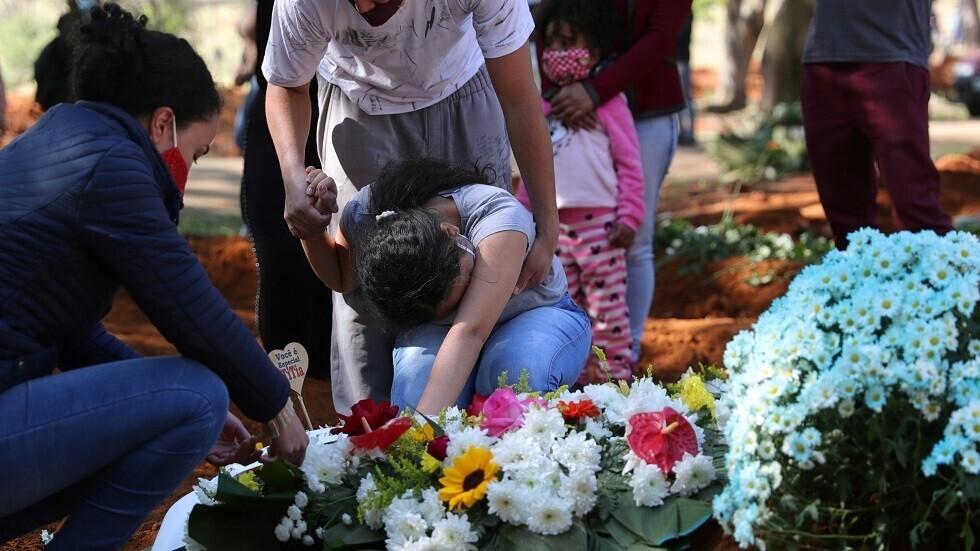البرازيل.. أكثر من 27 ألف إصابة جديدة بكورونا