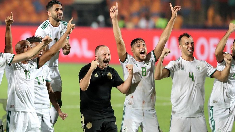 الجزائري محرز يوجه رسالة مؤثرة لمدربه بلماضي