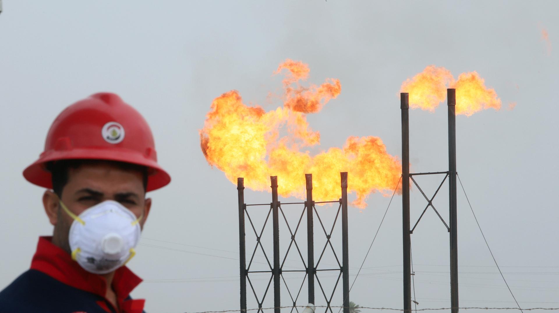 وزارة النفط العراقية لـRT: فاتحنا شركات جديدة لتطوير حقل المنصورية الغازي