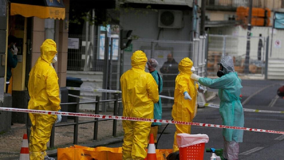 البرتغال تعلن حالة الطوارئ بسبب كورونا