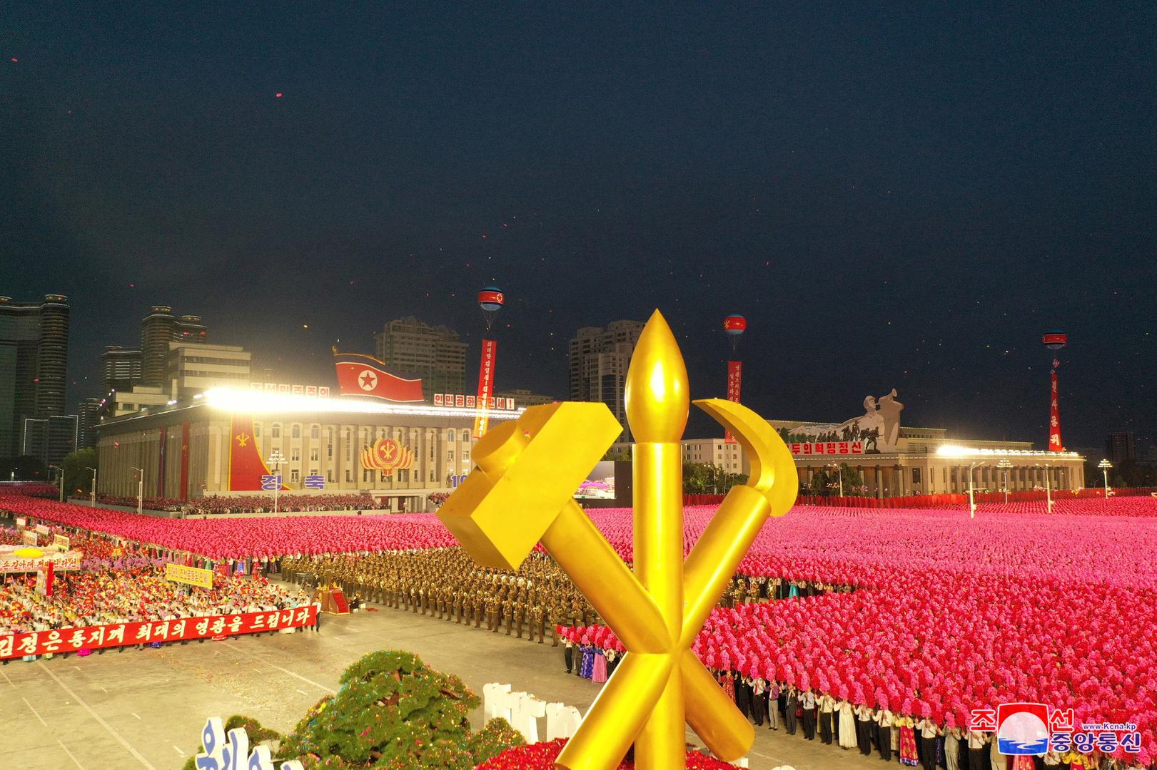الكشف عن تفاصيل الصاروخ البالستي الكوري الشمالي الجديد