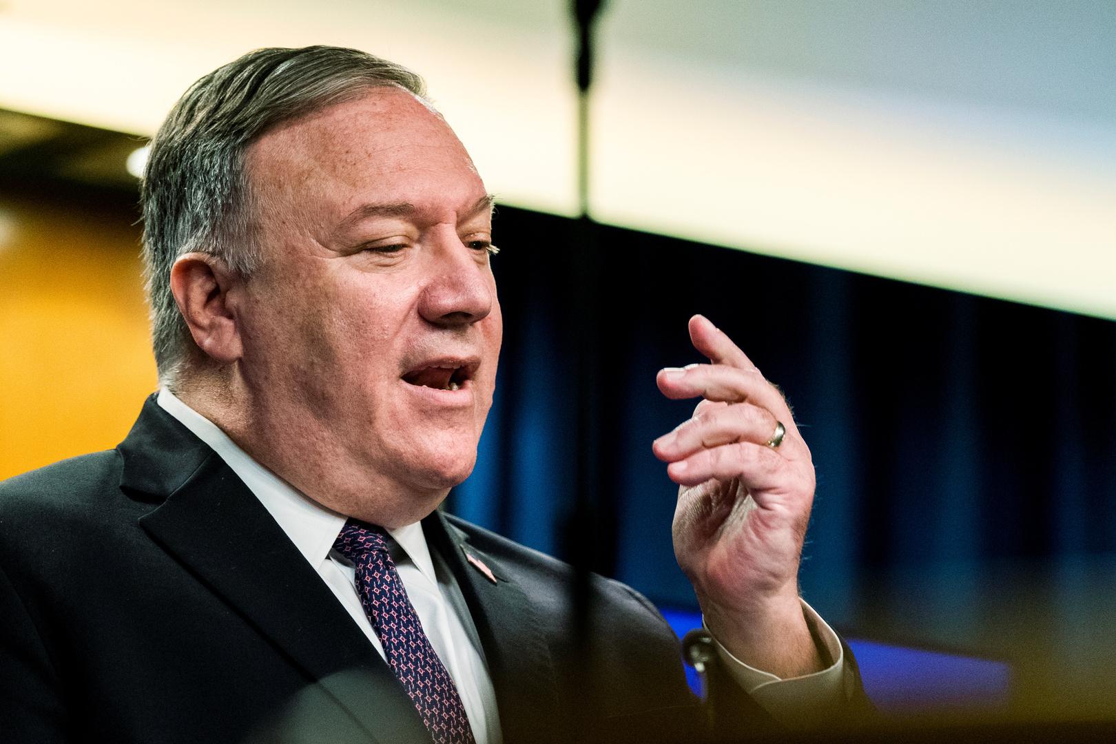 بومبيو يتهم روسيا والصين وإيران بمحاولة التأثير على نتائج الانتخابات الأمريكية