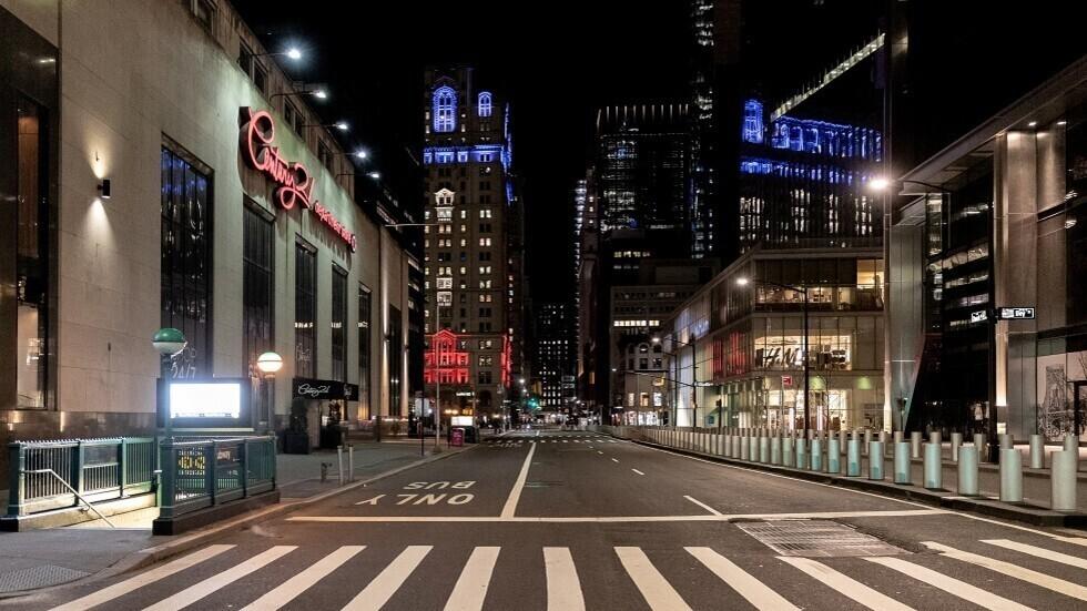 الكاثوليك واليهود في نيويورك يعتبرون قيود كورونا
