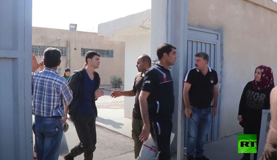 قوات سوريا الديمقراطية تفرج عن أكثر من 600 سجين