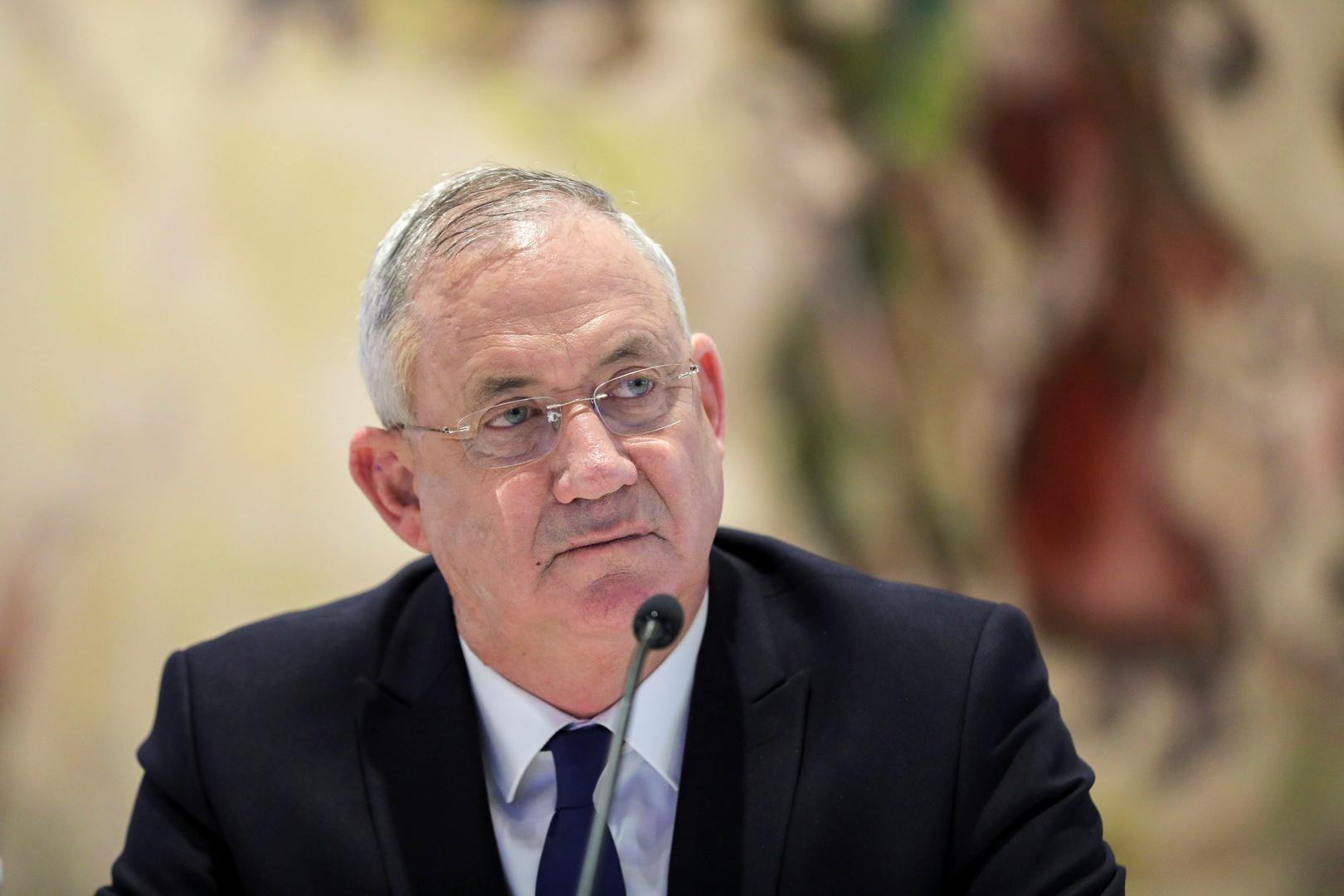 بعد التصديق على اتفاقية السلام مع الإمارات.. غانتس يدعو لتقوية علاقة إسرائيل مع الأردن ومصر