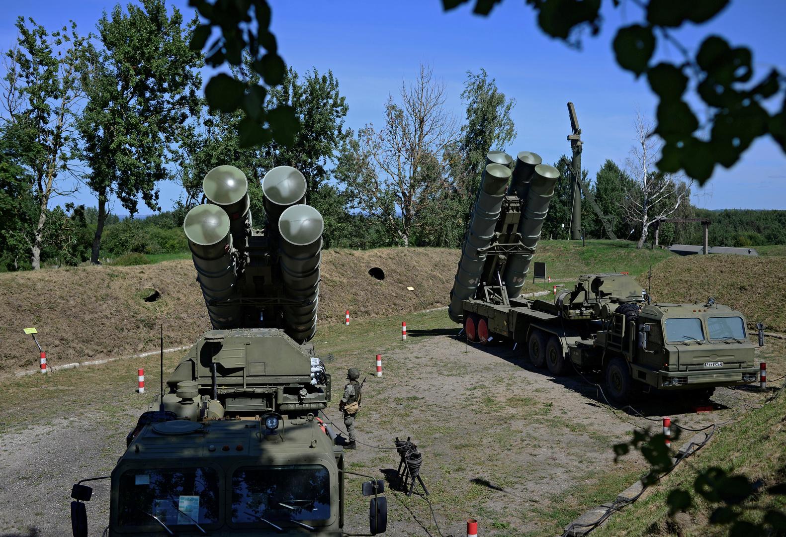 الإعلام الروسي: تركيا تسقط خلال تدريبات ثلاثة أهداف بـ