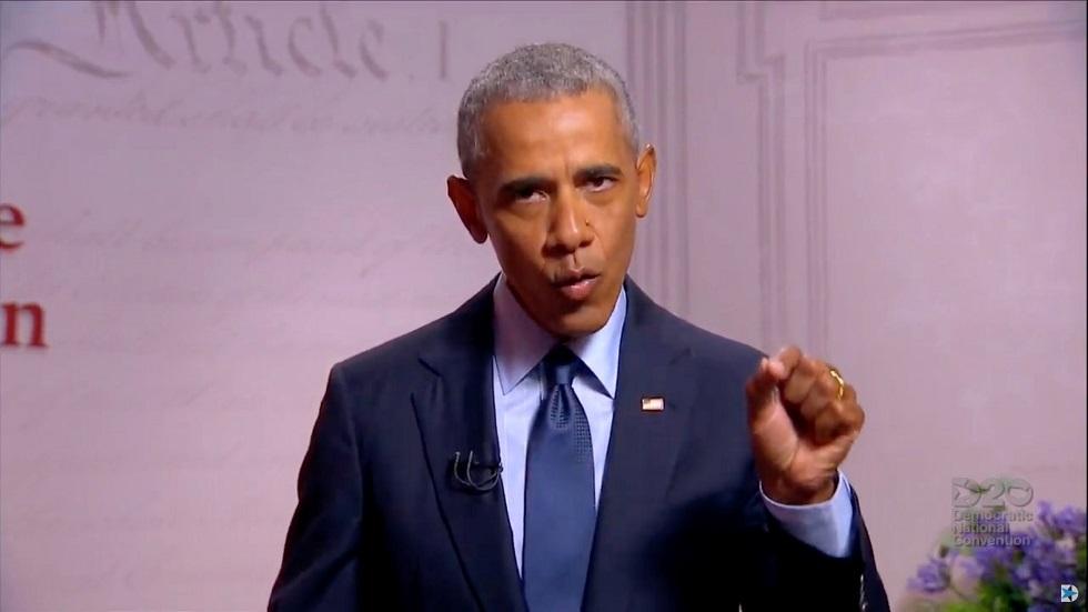 أوباما يقود حملة لدعم بايدن في الأسبوع القادم