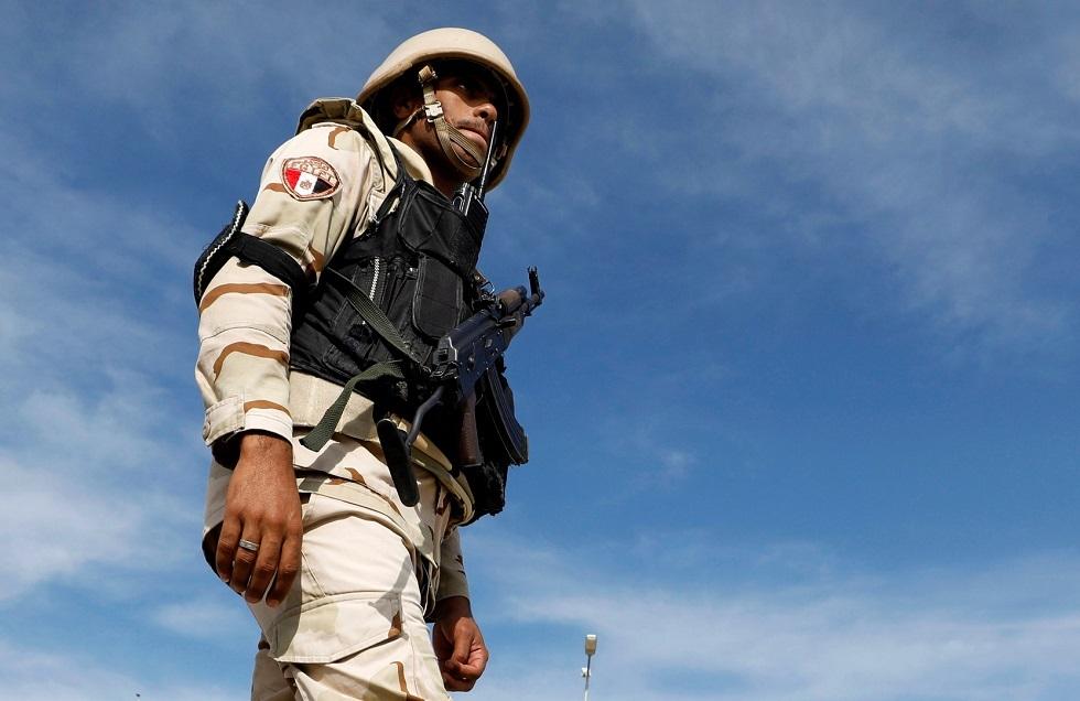 جندي في الجيش المصري