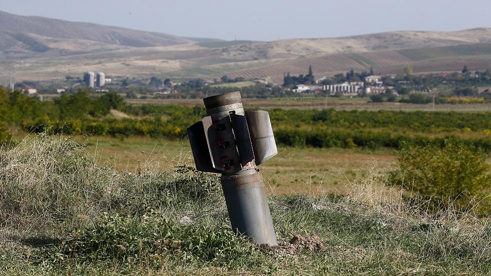 باكو تعلن إسقاط طائرة هجومية أرمنية ويريفان تنفي