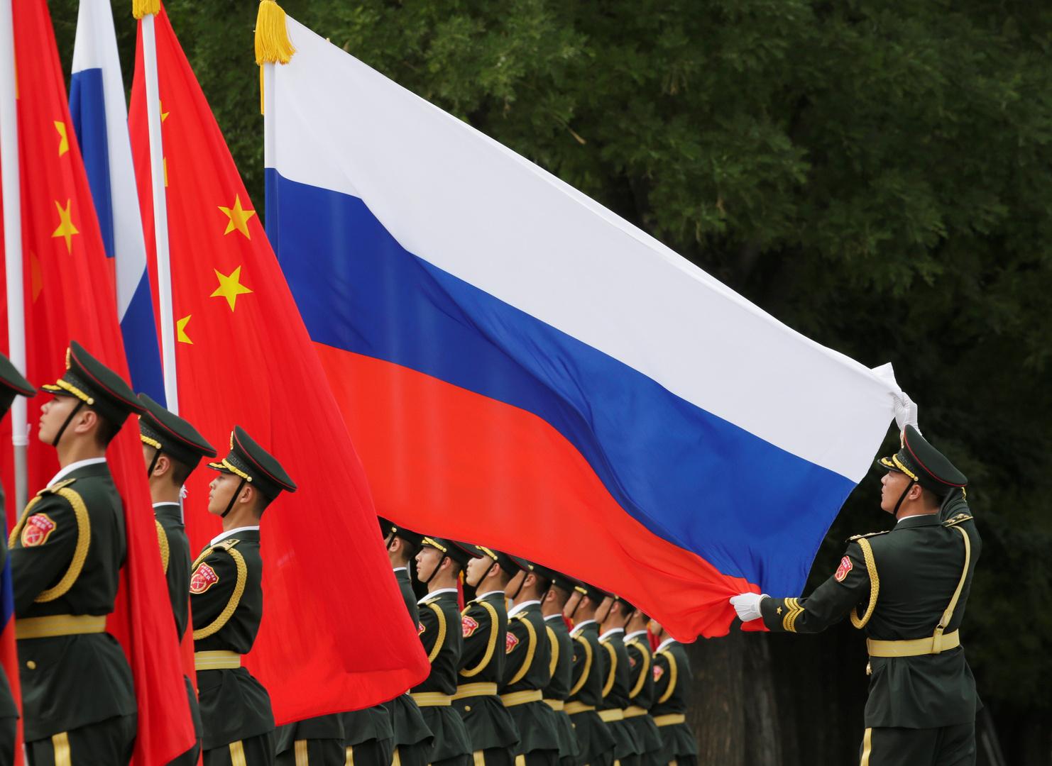 بكين: محاولة إثارة الشقاق بين الصين وروسيا محكومة بالفشل