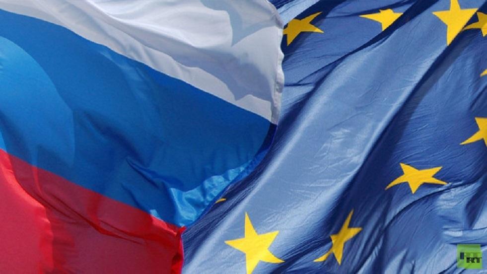 تشيجوف: علاقاتنا مع الاتحاد الأوروبي وصلت إلى أدنى مستوياتها بعد العقوبات الأخيرة