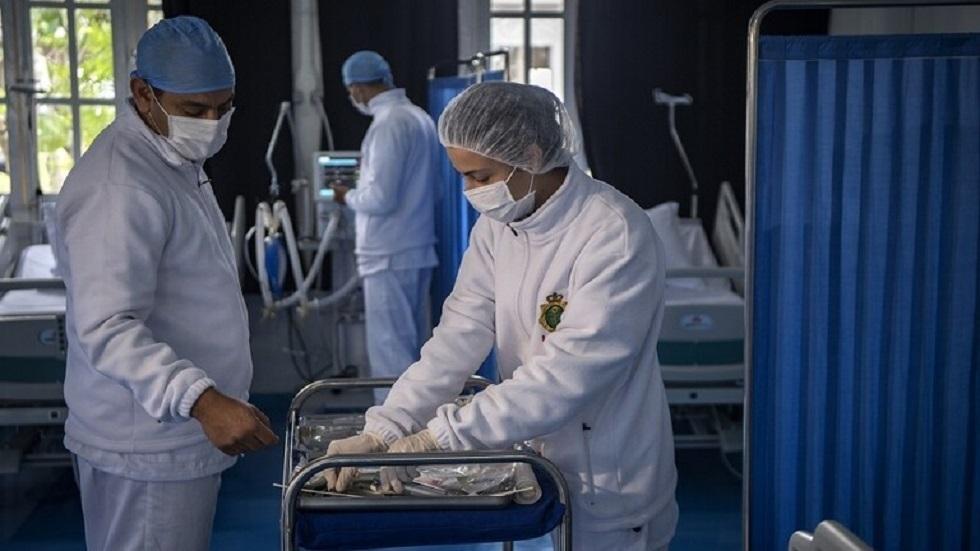 المغرب يسجل 3763 إصابة و60 وفاة بكورونا في 24 ساعة