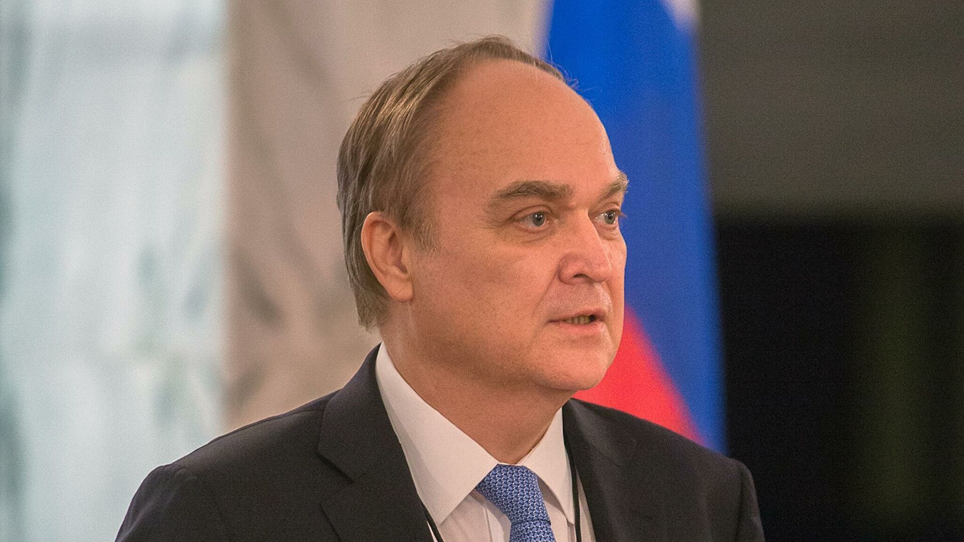 السفير الروسي لدى واشنطن، أناتولي أنطونوف.