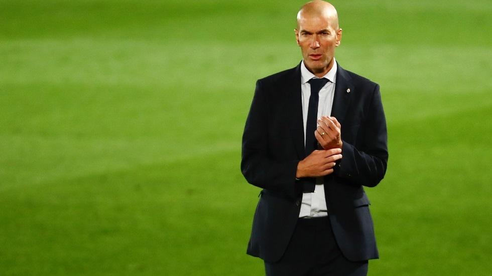 أول تعليق لزيدان بعد خسارة ريال مدريد المفاجئة أمام قاديش