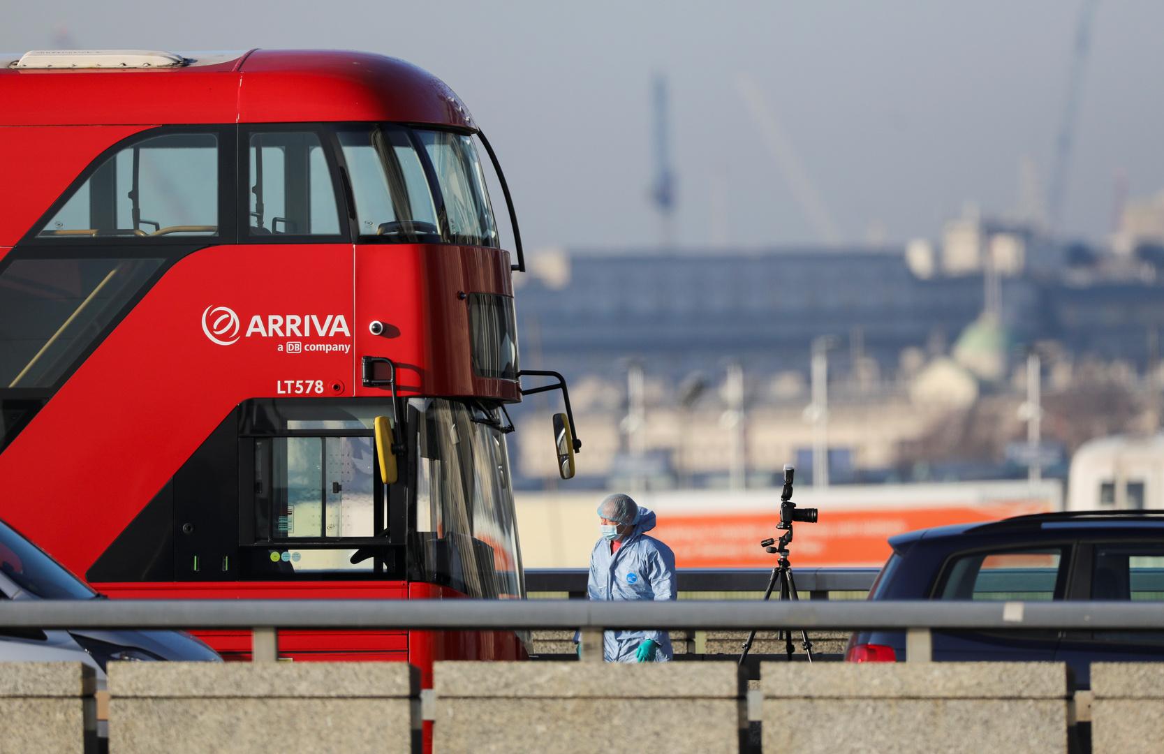 موقع هجوم جسر لندن - صورة أرشيفية