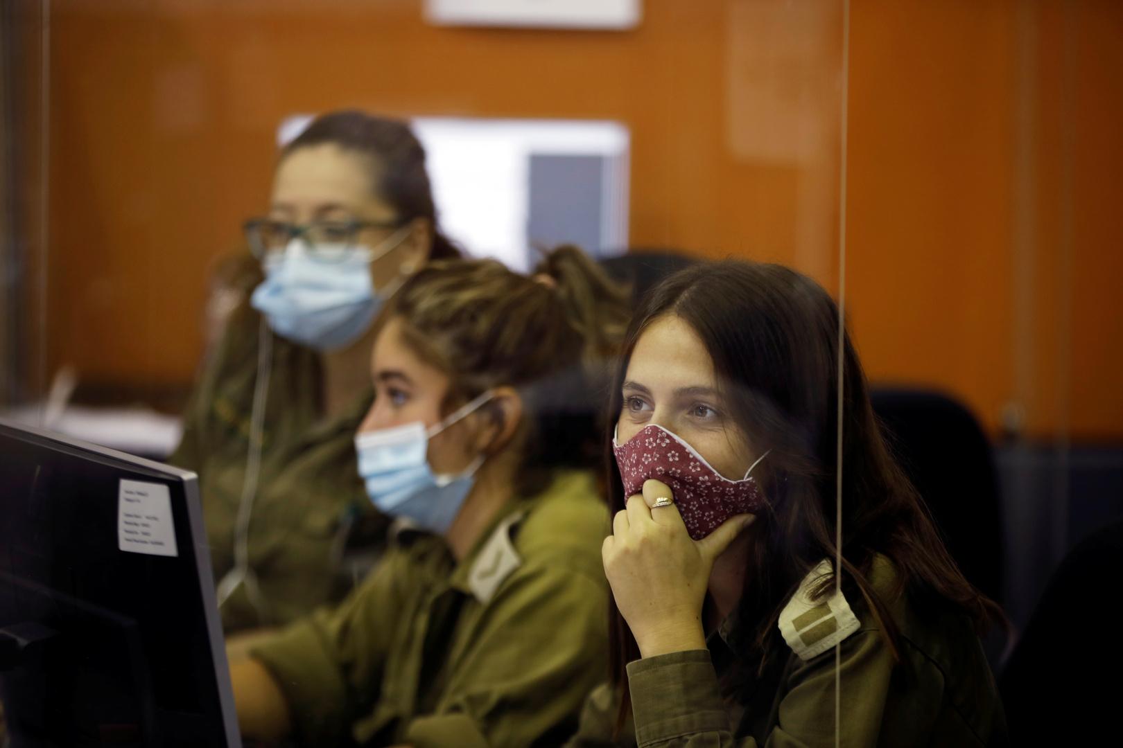 879 إصابة بكوفيد 19 داخل الجيش الإسرائيلي و4536 في الحجر الصحي
