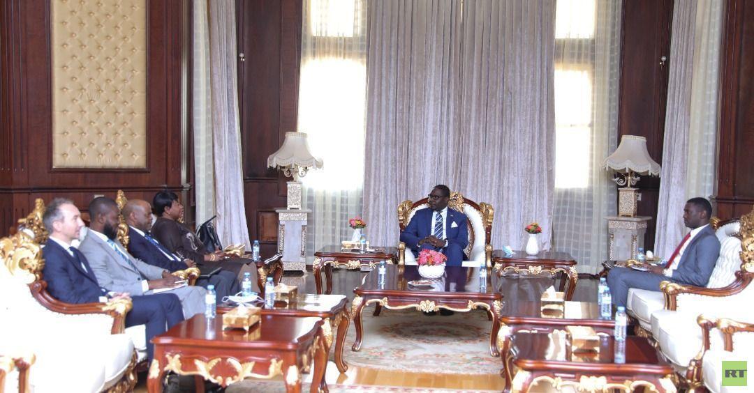 وزارة العدل السودانية ترحب بزيارة المدعي العام للمحكمة الجنائية الدولية