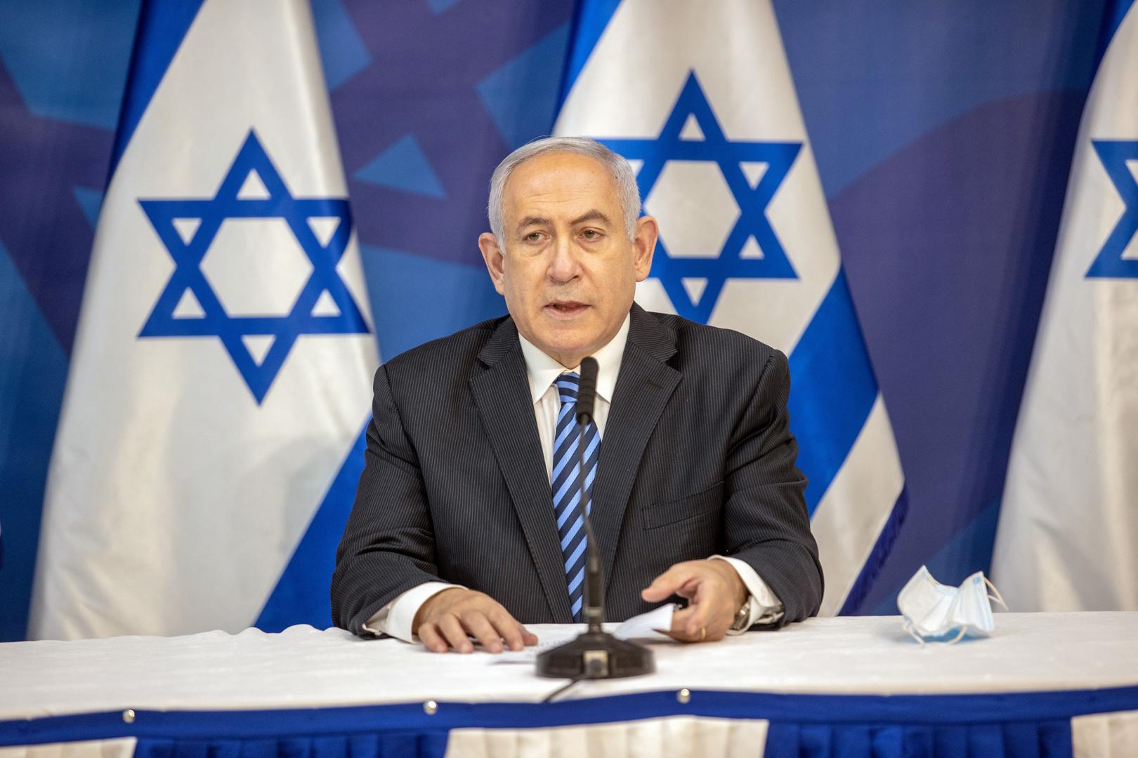 نتنياهو: البعثة الإسرائيلية التي توجهت للبحرين ستعمل على اتفاقية السلام