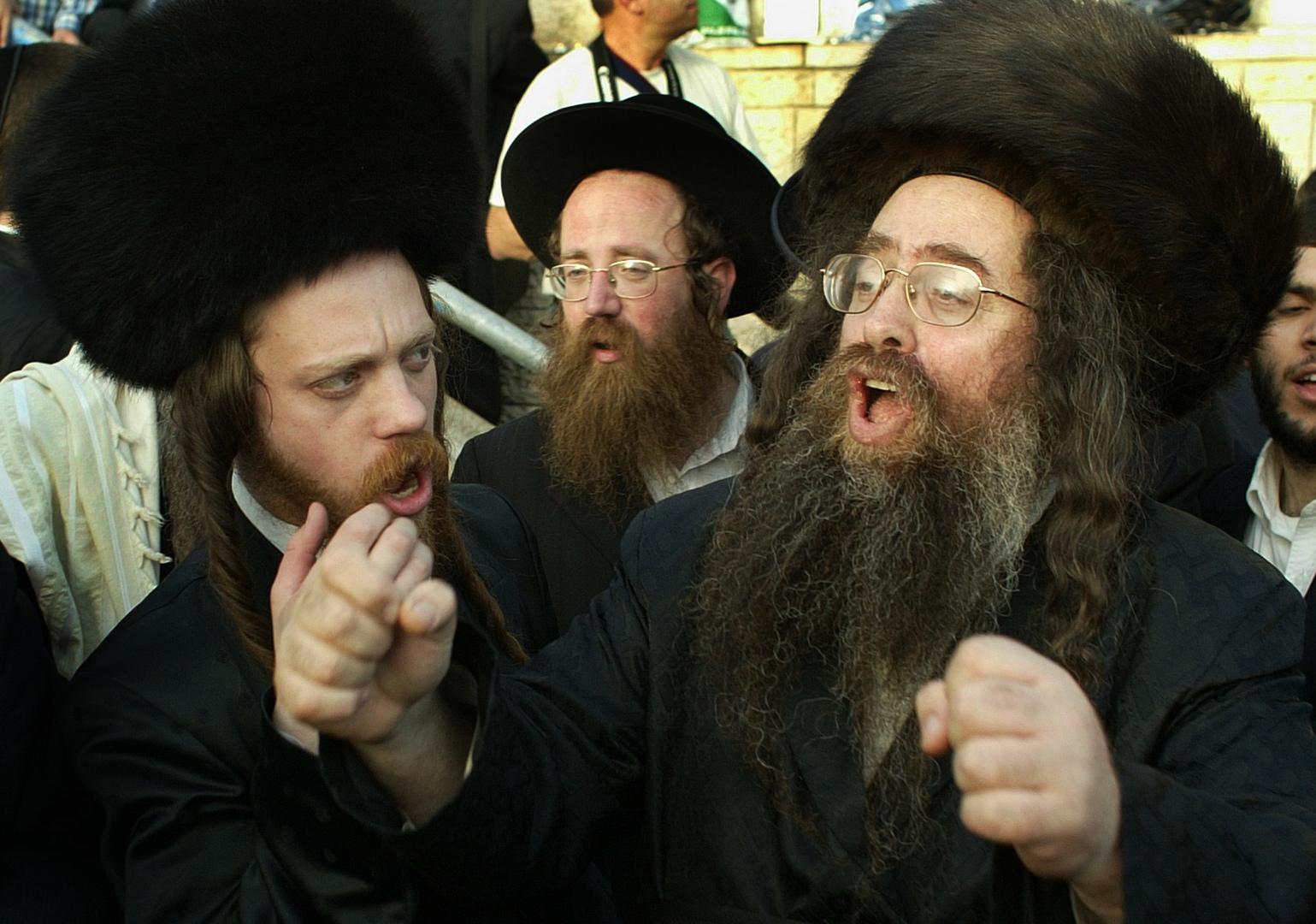 يهوديان متطرفان من
