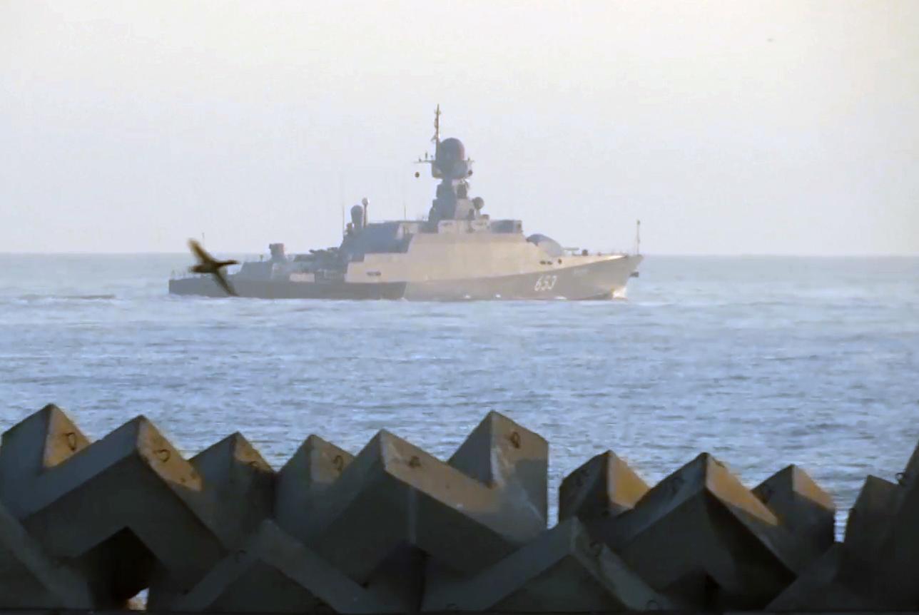 خبير: تدريبات أسطول قزوين الروسي رسالة إلى أذربيجان وتركيا