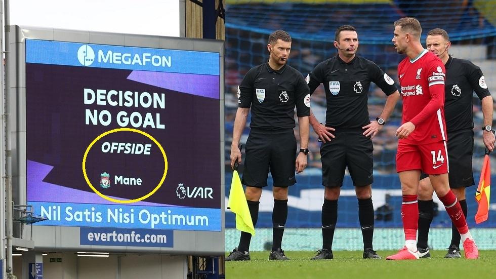 ليفربول يطالب بمراجعة قرارات تقنية
