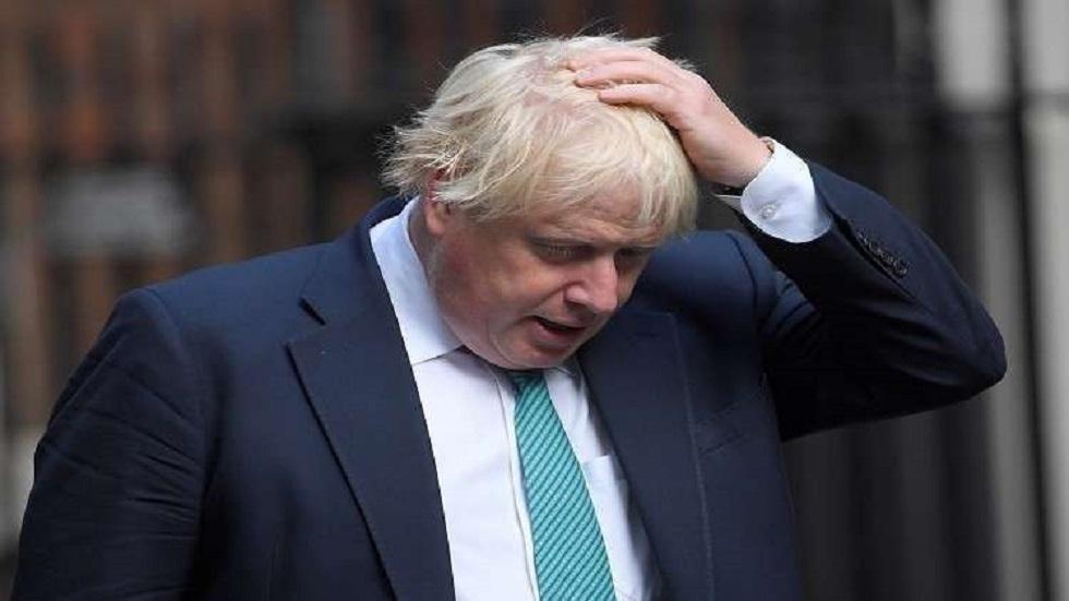 الوزراء البريطاني بوريس جونسون