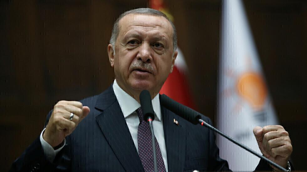 الرئيس التركي، رجيب طيب أردوغان.