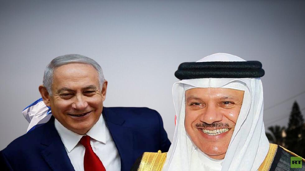 نتنياهو يهاتف وزير الخارجية البحريني