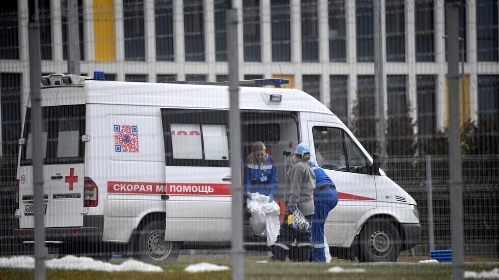 عدد ضحايا جائحة كورونا في موسكو منذ بدء الجائحة يتجاوز 6 آلاف شخص