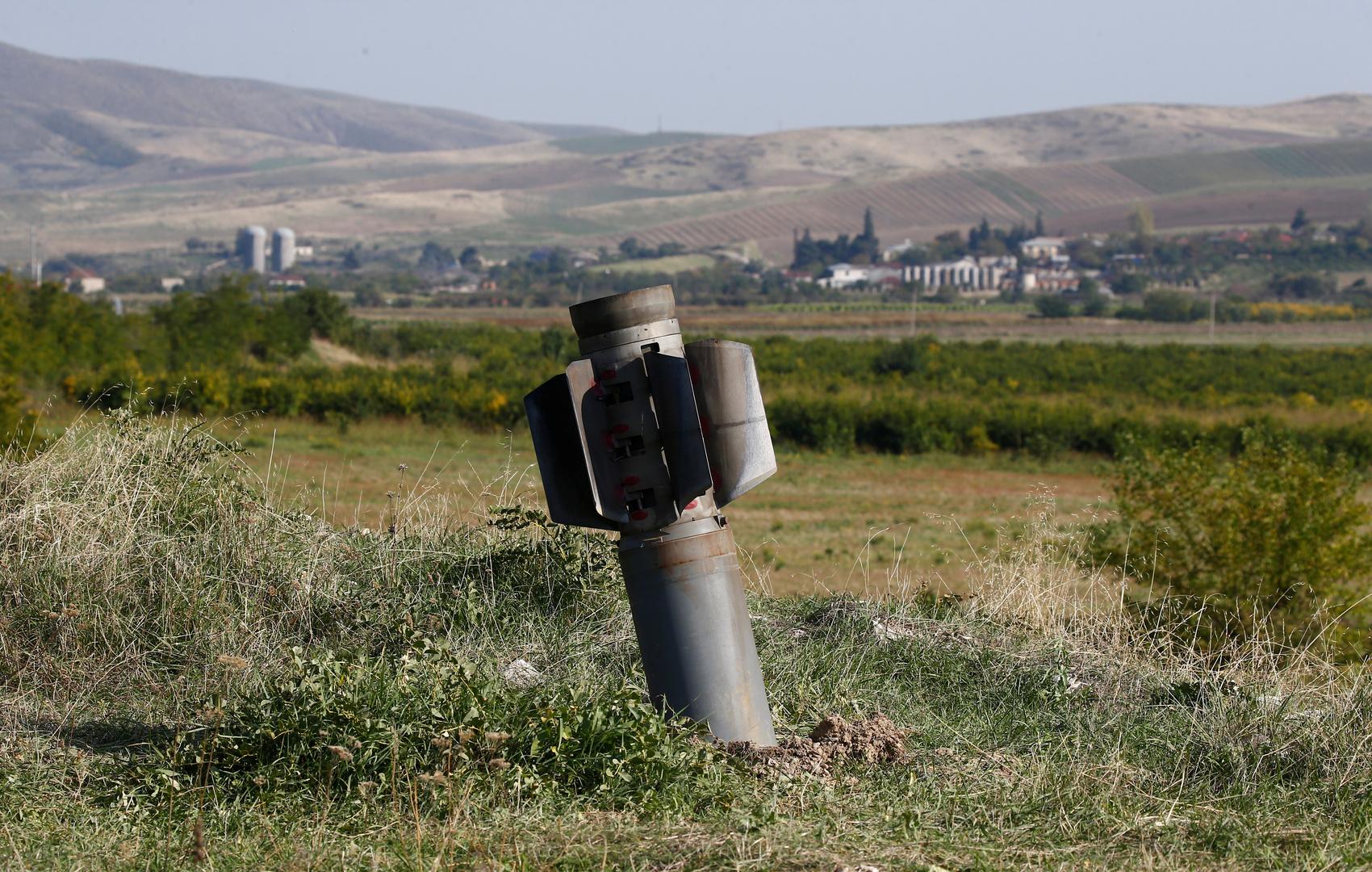 أذربيجان تعلن السيطرة على 13 قرية في قره باغ