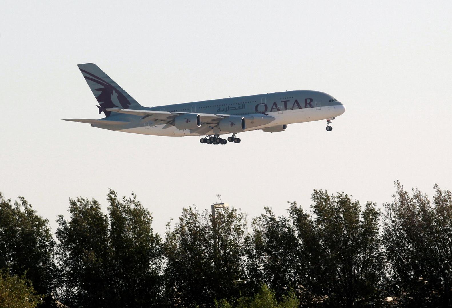 الخطوط القطرية تعلن عن إجراءات ضد طراز من طائرات