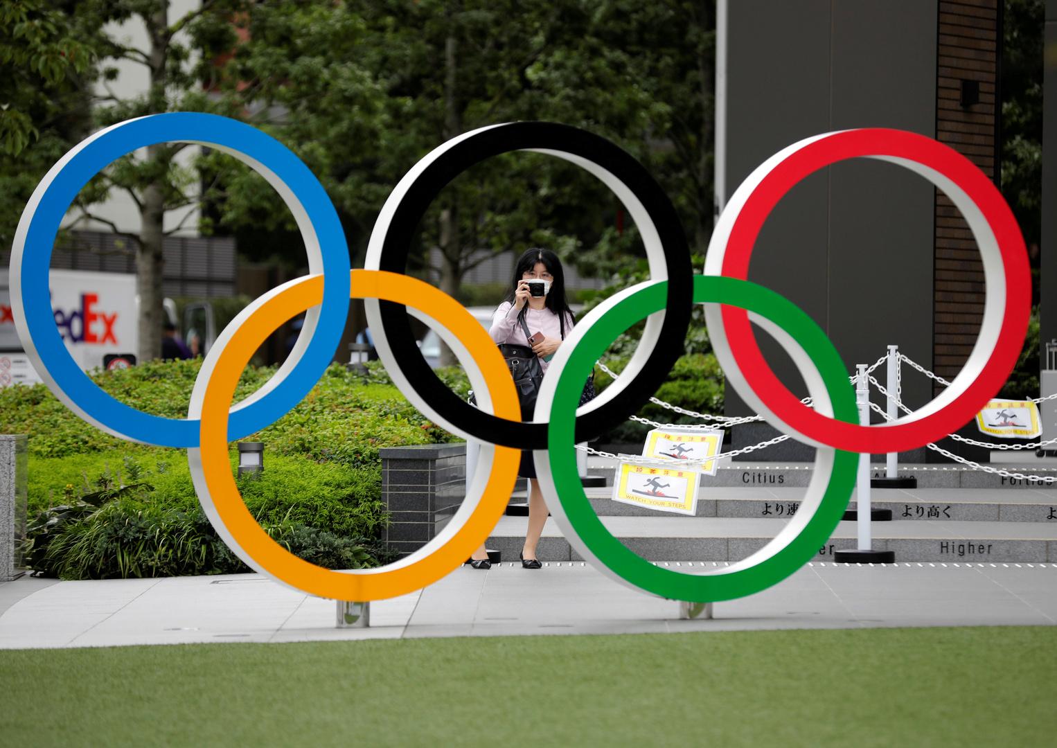 بريطانيا: الاستخبارات الروسية حاولت إحباط أولمبياد طوكيو