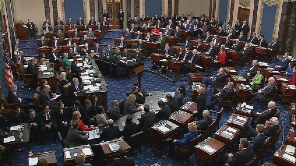 مجلس الشيوخ الأمريكي -أرشيف-