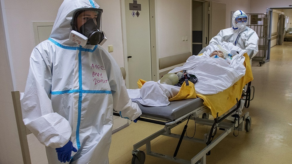 دراسة تكشف الموعد المحتمل لانحسار وباء كورونا في روسيا