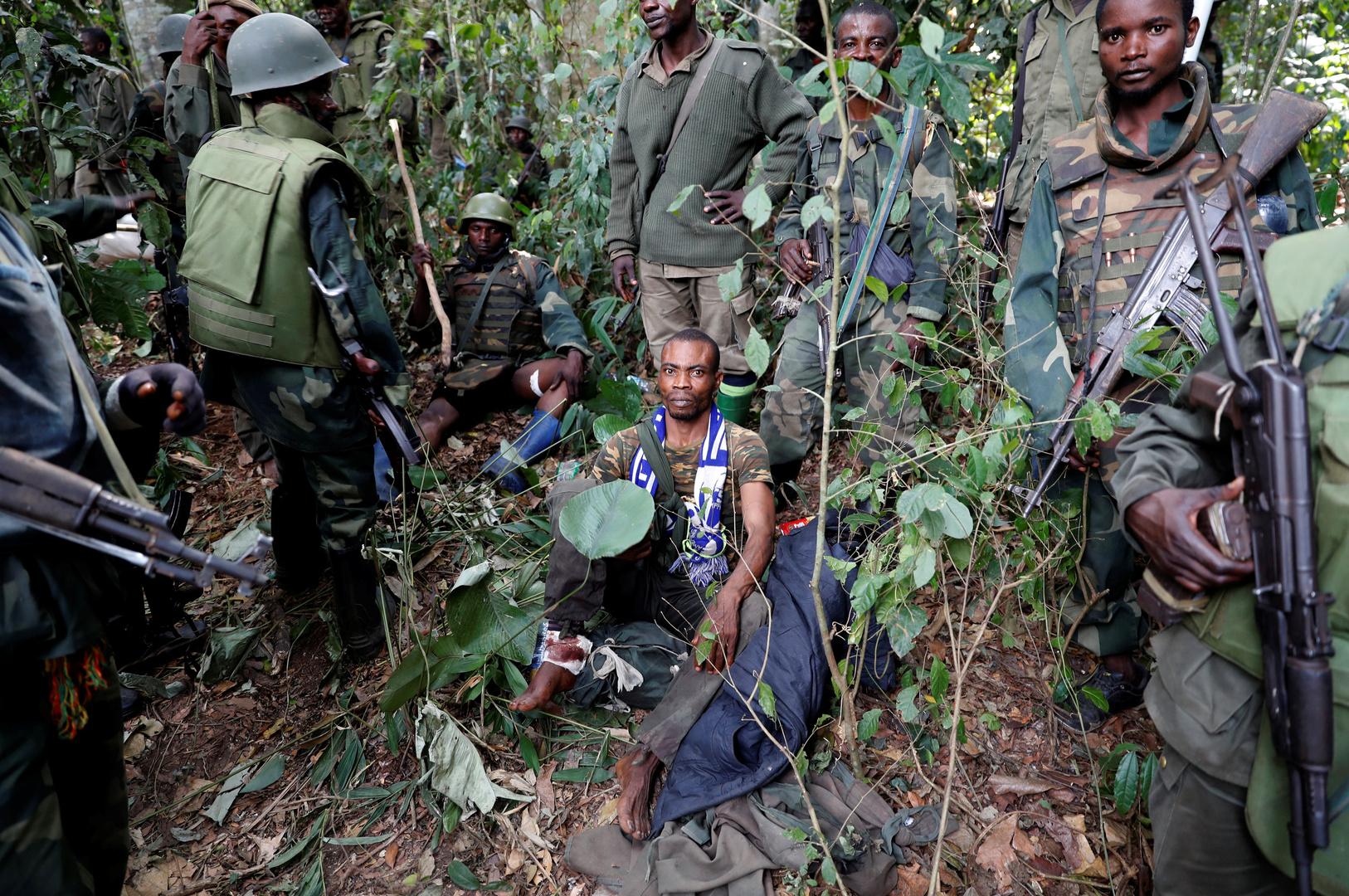مسلحون متشددون يحررون 1300 سجين في شرق الكونغو