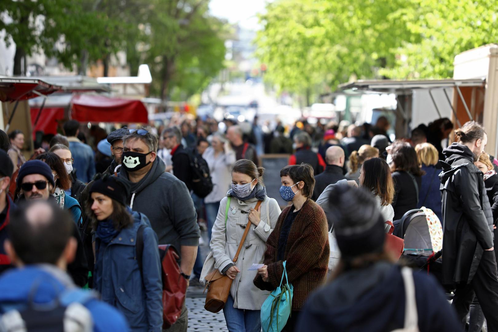 أعداد إصابات كورونا في ألمانيا مستمرة بالارتفاع والسلطات تتخذ إجراءات مضادة