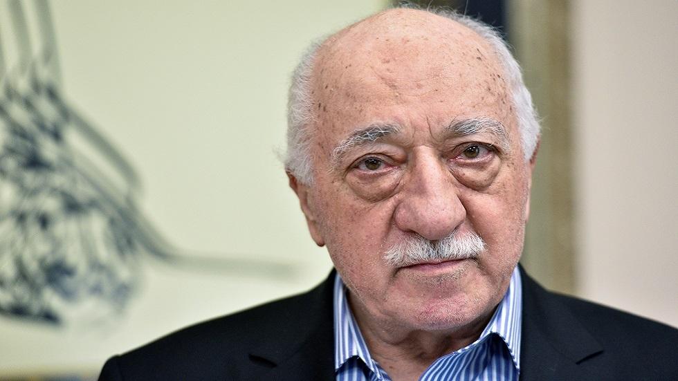 فتح الله غولن، رجل الدين التركي المقيم في المنفى بالولايات المتحدة (صورة أرشيفية)