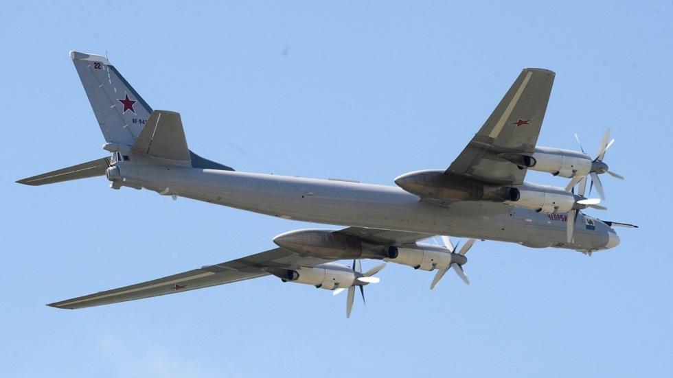مقاتلات أمريكية واكبت قاذفات استراتيجية روسية فوق المياه الدولية