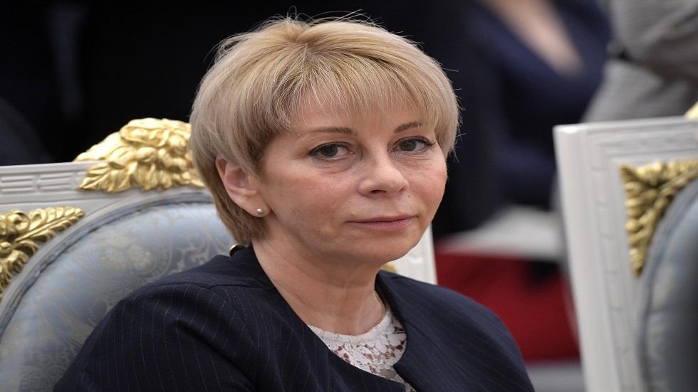 الناشطة الخيرية الراحلة يليزافيتا غلينكا