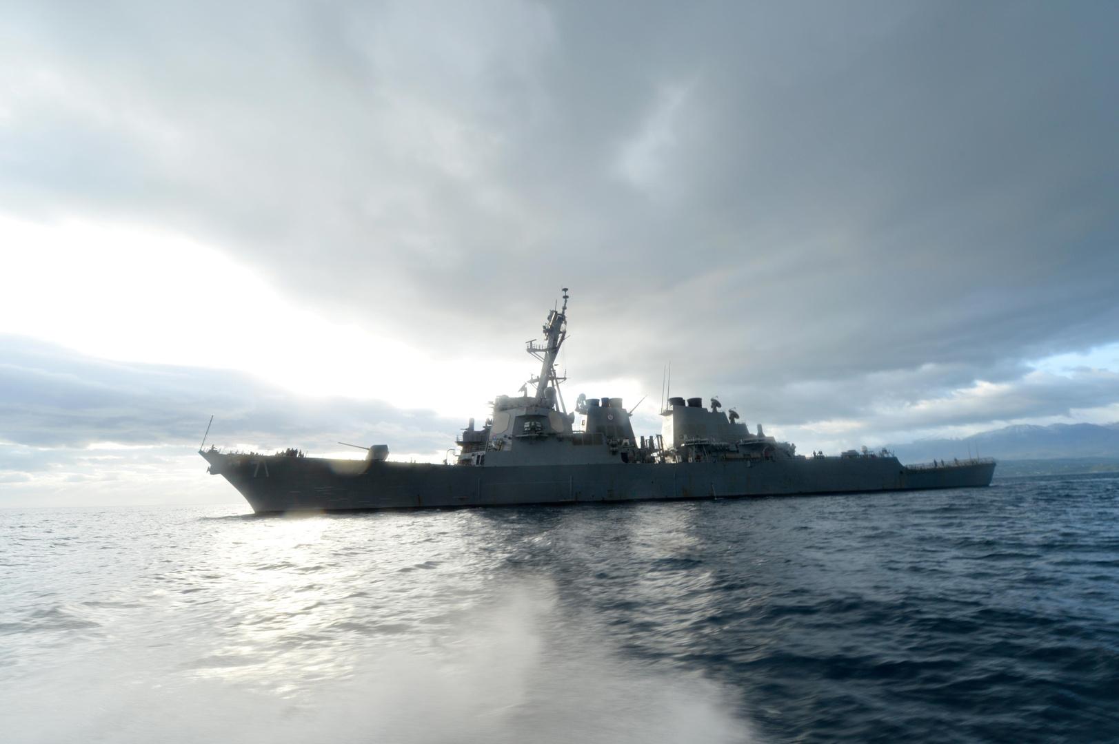 مدمرة أمريكية تعود إلى بحر بارنتس في منطقة القطب الشمالي لإجراء عمليات هناك