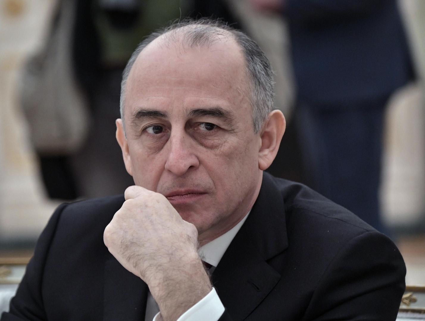 نائب مجلس الأمن الروسي، يوري كوكوف.
